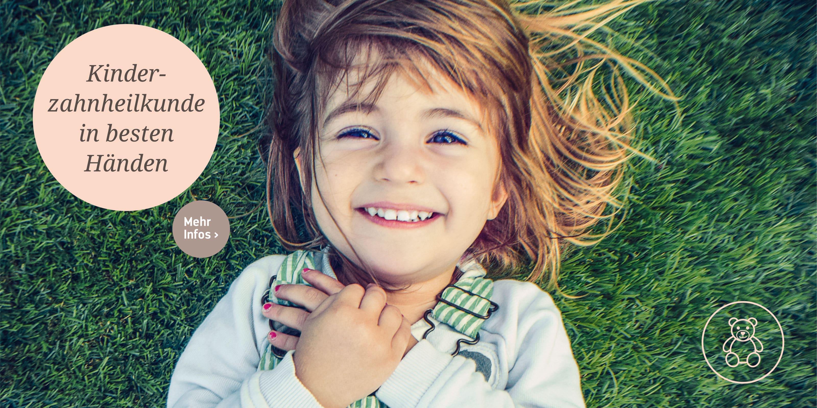 Kinderzahnheilkunde in besten Händen –Kinder Zahnarzt Praxis Aschaffenburg